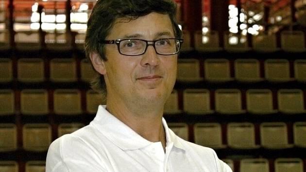Ředitel Domečku Chomutov Milan Märc.