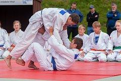 Na mezináodním turnaji v Jablonci se judisté TJ VTŽ Chomutov neztratili.