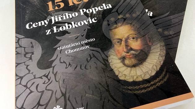 Ocenění Jiřího Popela z Lobkovic a křest publikace  proběhne ve čtvrtek 17. června.