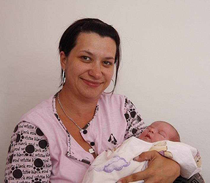 9.srpna v 6,09 se poprvé rozkřičela malá Vaneska Špindlerová. Na svět ji v kadaňské porodnici přivedla maminka Karina Jurčíková. Dcerka vážila 3,45 kilogramu a měřila 51 centimetrů.