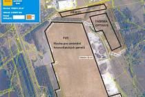 Takto plánuje ADI Fuel využití pozemků na Pražských polích.