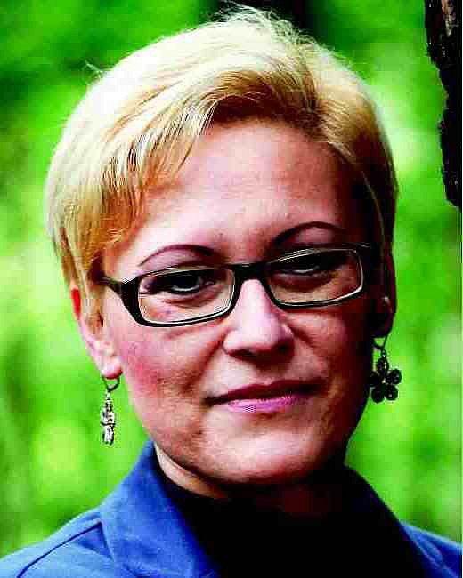 Lenka Kodytková - SZ, 44, let, učitelka.