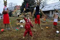 Velikonoční výstava s ukázkami řemesel a pletením pomlázek bude v sobotu k vidění v Otvicích.