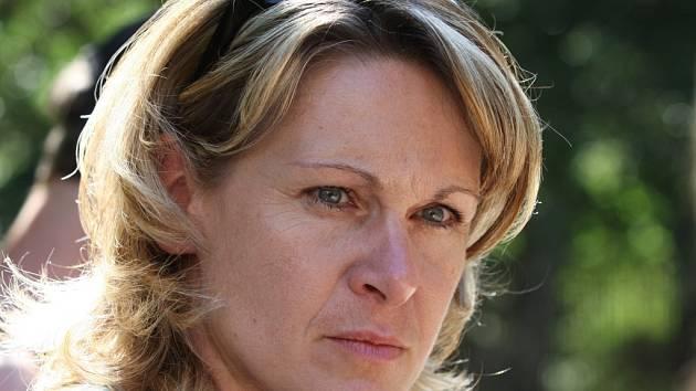 Iveta Rabasová - ředitelka Podkrušnohorského zooparku.
