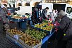 Farmářské trhy v Chomutově