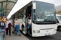 Autobusová linka Dopravního podniku měst Chomutova a Jirkova.