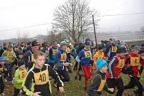 Běhu kolem Bobřáku se zúčastnilo rekordních 97 závodníků