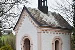 Kaple sv. Huberta v Načetíně byla vystavěná v letech 1868 - 91 jako kaple Matky Boží. Na její obnově má podíl David Fiala, řezbář z Krabčic, který vyřezal plastiku uvnitř, dveře a okna vyrobil Bedřich Hartan z Droužkovic.