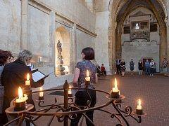 Chomutov se přidal k Noci kostelů.
