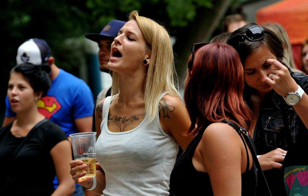 KNO Festival Klášterec.