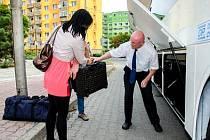 Za přepravu zavazadel už se na lince do Prahy platit nebude.