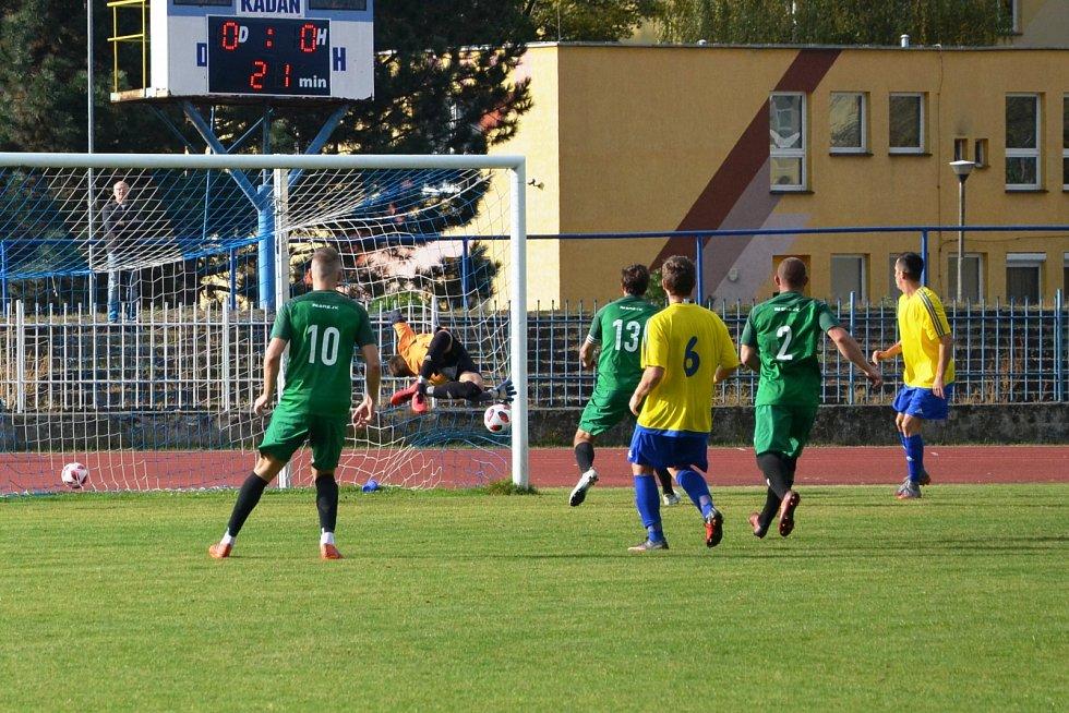 Tatran Kadaň - Spartak Perštejn 3:1