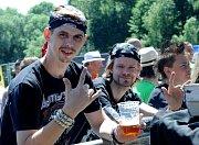 Festival nalákal rockery i milovníky popu.
