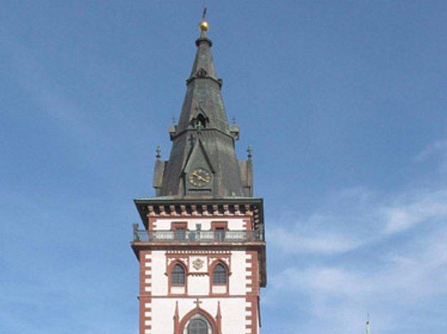 Chomutovská městská věž