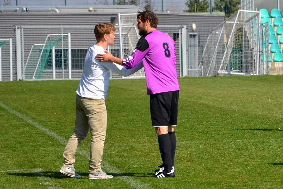 FC Chomutov - Tatran Rakovník 2:1