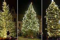 Vybíráte nejhezčí vánoční strom Chomutovska