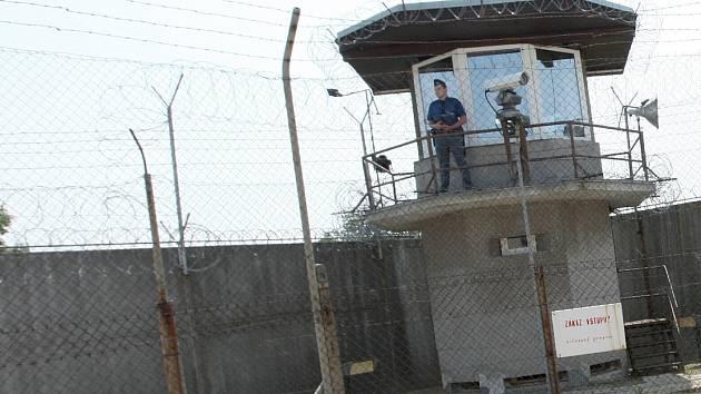 Věznice Všehrdy, ilustrační foto.