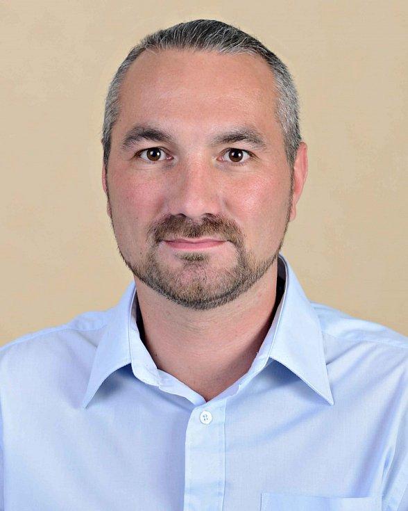 Michal Šáda - ČSSD, 38 let, manažer DpS.