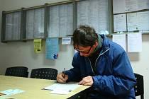 Počet lidí bez práce v lednu ještě s největší pravděpodobností stoupne, a to kvůli pracovním smlouvám končícím k poslednímu prosinci. Ilustrační foto