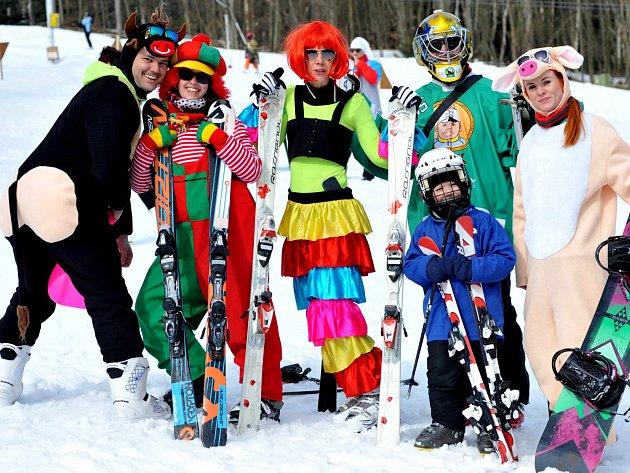 Karneval v Alšovce, sezona nekončí!