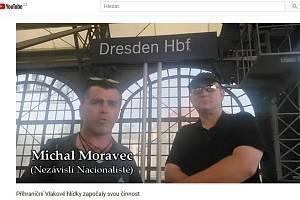 Snímek z videa na portálu YouTube od KBV - CZ