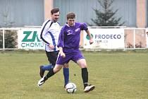 Fotbalisté Března v modrém v sobotu doma přivítají Sokol Údlice