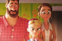 Jedním ze snímků, které kina nabízejí, je animovaný film Vzhůru za sny.