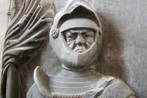 Jan Hasištejnský z Lobkovic. Od smrti kadaňského patrona uplyne letos 500 let.