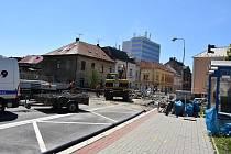 Most v Riegrově ulici ubourají a pak dostaví.