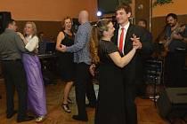 V horském hotelu Svahová na Chomutovsku proběhl horalský ples.