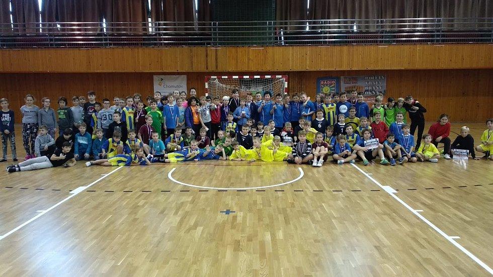 Žáci sehráli turnaj v miniházené