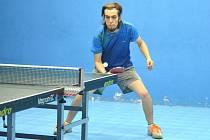 Na snímku je nejúspěšnější hráč Baníku Březenecká Martin Hofmann mladší.
