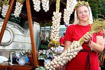 Ilustrační snímek. Festival česneku