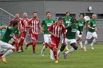 FC Chomutov - SK Zápy 0 : 3.