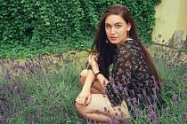 Tereza Menzlová z Chomutova