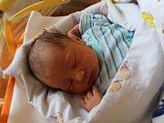 Martin Soušek se narodil mamince Lucii Šafaříkové a tatínkovi Martinovi Souškovi z Jirkova 30.12. 2018 ve 23:55 hodin. Měřil 52 cm a vážil 3,4 kg.