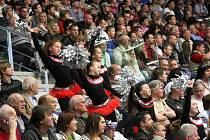 Roztleskávačky jako v NHL.