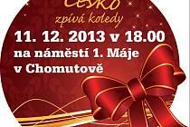 Česko zpívá koledy - Chomutov.
