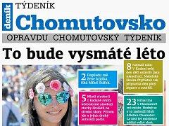 Týdeník Chomutovsko z 19. června 2018