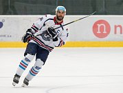 Hokejisté Chomutova se utkali s finským Oulu, poprvé v přípravě nastoupil kapitán Michal Vondrka.