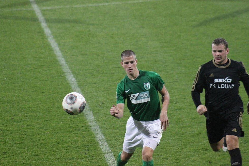 FC Chomutov - SEKO Louny 1:0.