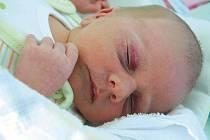 Péťa Weinhöfer se probojoval na svět 30. 6. v 9:32 hodin v chomutovské porodnici. Narodil se Veronice Kotvasové. Sestřičky mu naměřily 52 centimetrů a na váze měl 3,500 kg.