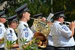 Policie České republiky vzdala hold zaměstnancům kadaňského Domova pro seniory