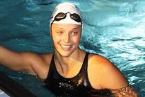 Simona Baumrtová splnila v Holandsku pět limitů na MS. Navíc plavkyně TJ Slávie Chomutov zaplavala skvělé časy.