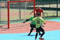 Závěrečný turnaj letní ligy CHLMF je v nedohlednu.