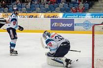 Piráti doma zdolali Liberec v prodloužení 2:1.