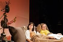 Sex pro pokročilé - komedie s Karlem Rodenem a Janou Krausovou.