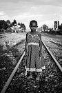Světová soutěž B&W Child Photo Contest 2017, čestné uznání, kategorie: Portrait