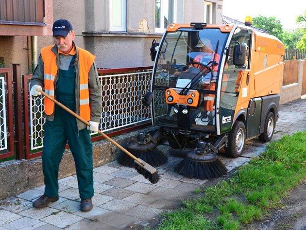 Druhá etapa čištění potrvá až do 31. října.
