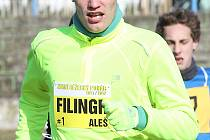 Aleš Filingr skončil v mužské kategorii druhý.